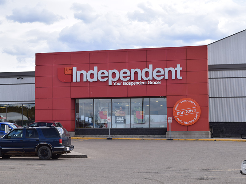 THE FUTURE STARTS HERE – Britton's, Your Independent Grocer Building  Success With Lac La Biche Youth