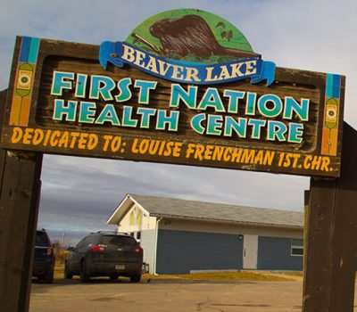 Beaver Lake Cree Nation Health Services- First Nation Health Centre